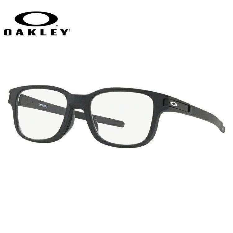 メガネ 度付き 度なし 伊達メガネ 眼鏡 オークリー ラッチSS 交換用ノーズパッド付 OAKLEY LATCH SS OX81NwO8vn0ym