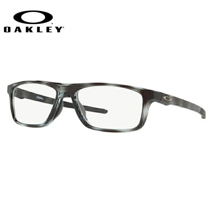 オークリー 伊達メガネ 眼鏡 国内正規品 ポメル TrueBridgeTechnology(トゥルーブリッジテクノロジー) OAKLEY POMMEL OX8127-0355 55サイズ ウェリントン メンズ レディース