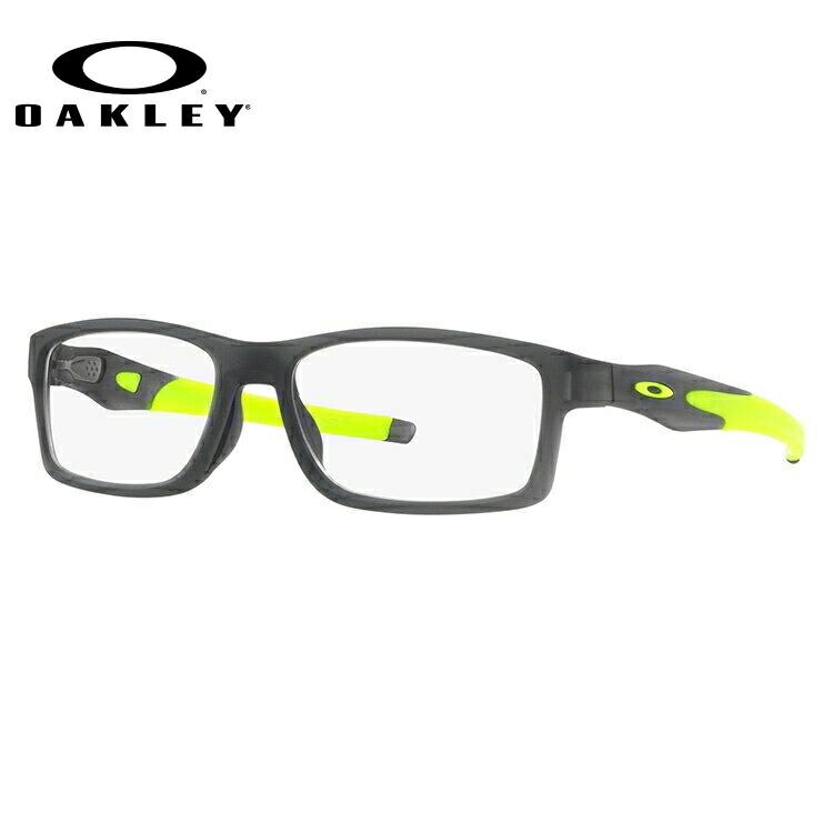 オークリー 伊達メガネ 眼鏡 国内正規品 クロスリンク MNP TrueBridgeTechnology(トゥルーブリッジテクノロジー) OAKLEY CROSSLINK MNP OX8141-0256 56サイズ スクエア メンズ レディース