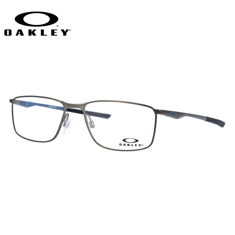 メガネ 度付き 度なし 伊達メガネ 眼鏡 オークリー ソケット5.0 OAKLEY SOCKET 5.0 OX3217-0855 55サイズ スクエア型 UVカット 紫外線 【国内正規品】
