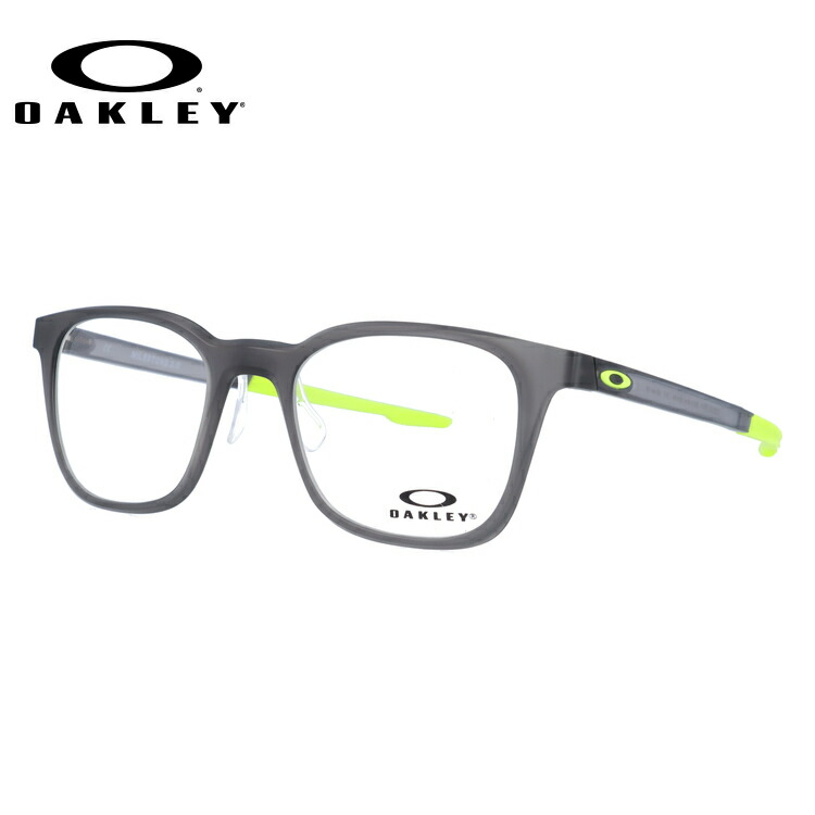 オークリー 伊達メガネ 眼鏡 2018新作 マイルストーン3.0 レギュラーフィット OAKLEY MILESTONE 3.0 OX8093-0649 49サイズ 国内正規品 ウェリントン