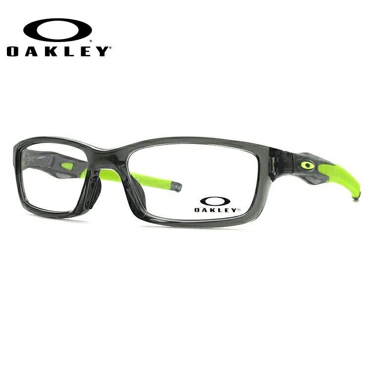 オークリー 伊達メガネ 眼鏡 クロスリンク レギュラーフィット OAKLEY CROSSLINK OX8027-0253 53サイズ 国内正規品 スクエア
