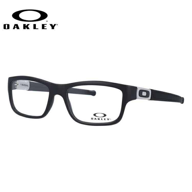オークリー 伊達メガネ 眼鏡 マーシャル レギュラーフィット OAKLEY MARSHAL OX8034-0151 51サイズ 国内正規品 スクエア