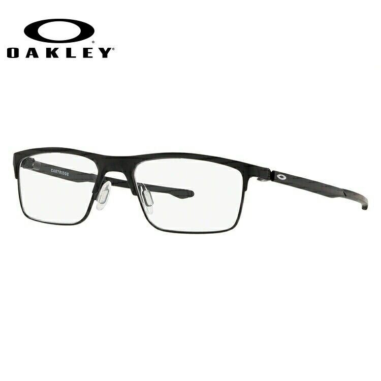 オークリー 伊達メガネ 眼鏡 カートリッジ OAKLEY CARTRIDGE OX5137-0154 54サイズ 国内正規品 スクエア メンズ レディース