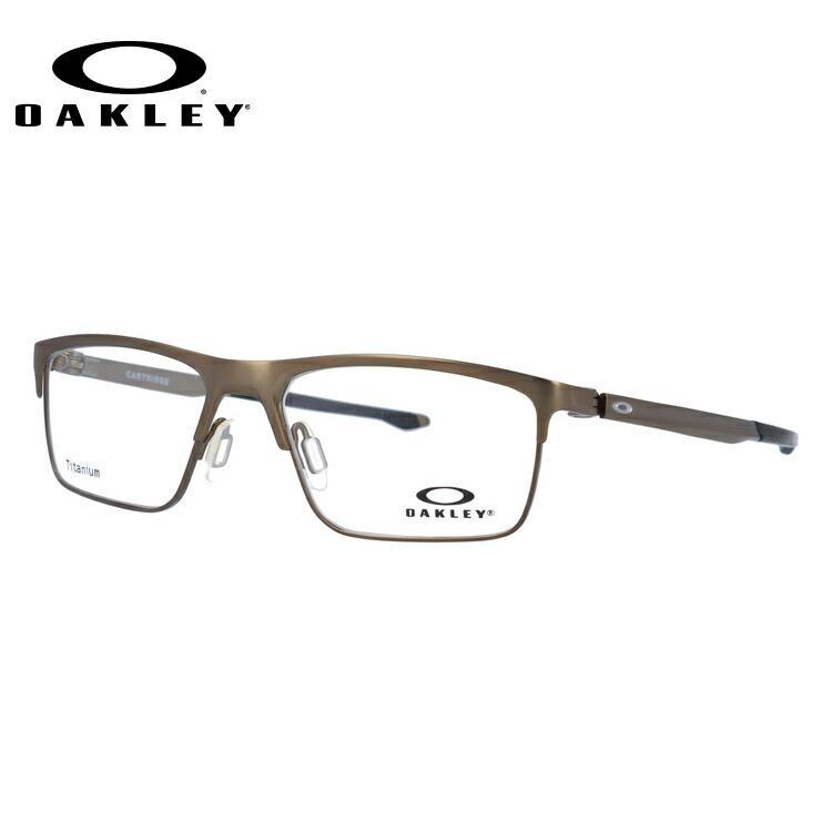 オークリー 伊達メガネ 眼鏡 カートリッジ OAKLEY CARTRIDGE OX5137-0254 54サイズ 国内正規品 スクエア メンズ レディース