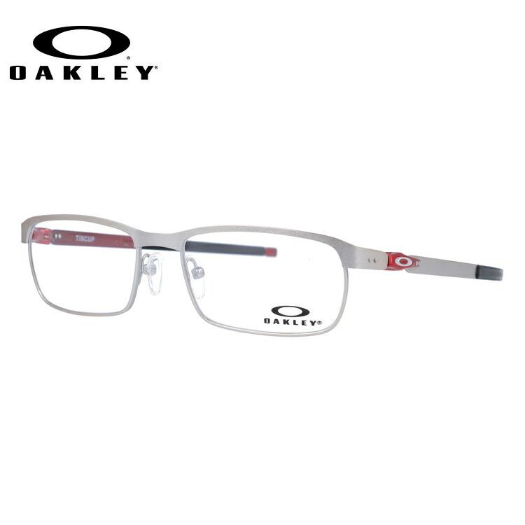 オークリー 伊達メガネ 眼鏡 ティンカップ レギュラーフィット OAKLEY TINCUP OX3184-0752 52サイズ 国内正規品 スクエア メンズ レディース