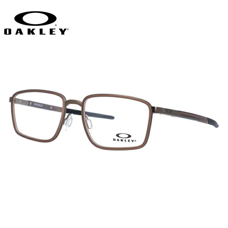 オークリー 伊達メガネ 眼鏡 2018新作 スピンドル レギュラーフィット OAKLEY SPINDLE OX3235-0354 54サイズ 国内正規品 スクエア メンズ レディース
