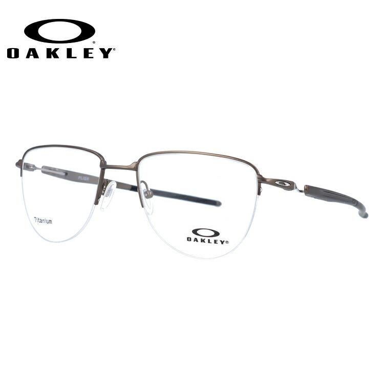 オークリー 伊達メガネ 眼鏡 プライヤー レギュラーフィット OAKLEY PLIER OX5142-0252 52サイズ 国内正規品 ティアドロップ メンズ レディース
