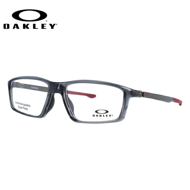 オークリー 伊達メガネ 眼鏡 2018新作 チェンバー TrueBridgeTechnology(トゥルーブリッジテクノロジー) OAKLEY CHAMBER OX8138-0353 53サイズ 国内正規品 スクエア メンズ レディース