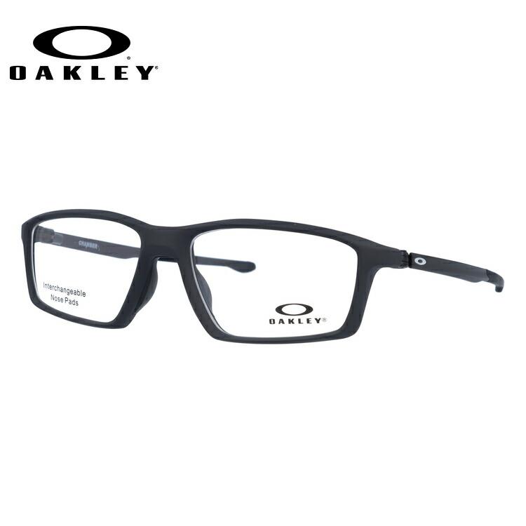 オークリー 伊達メガネ 眼鏡 チェンバー TrueBridgeTechnology(トゥルーブリッジテクノロジー) OAKLEY CHAMBER OX8138-0155 55サイズ 国内正規品 スクエア メンズ レディース