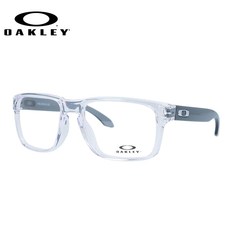 メガネ 度付き 度なし 伊達メガネ 眼鏡 オークリー ホルブルック レギュラーフィット OAKLEY HOLBROOK OX8156-0354 54サイズ スクエア メンズ レディース UVカット 紫外線【海外正規品】