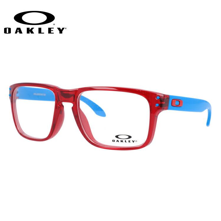 オークリー 伊達メガネ 眼鏡 2018新作 ホルブルック レギュラーフィット OAKLEY HOLBROOK OX8156-0554 54サイズ 国内正規品 スクエア メンズ レディース
