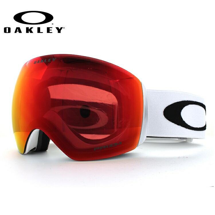 オークリー ゴーグル フライトデッキ プリズム ミラーレンズ レギュラーフィット OAKLEY FLIGHT DECK OO7050-35 スキーゴーグル スノーボードゴーグル スノボ