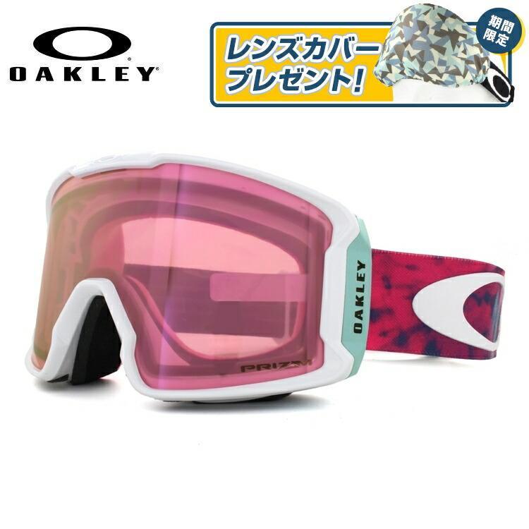 オークリー ゴーグル ラインマイナーXM プリズム ミラーレンズ アジアンフィット OAKLEY LINE MINER XM OO7094-06 メンズ レディース スキー スノーボード