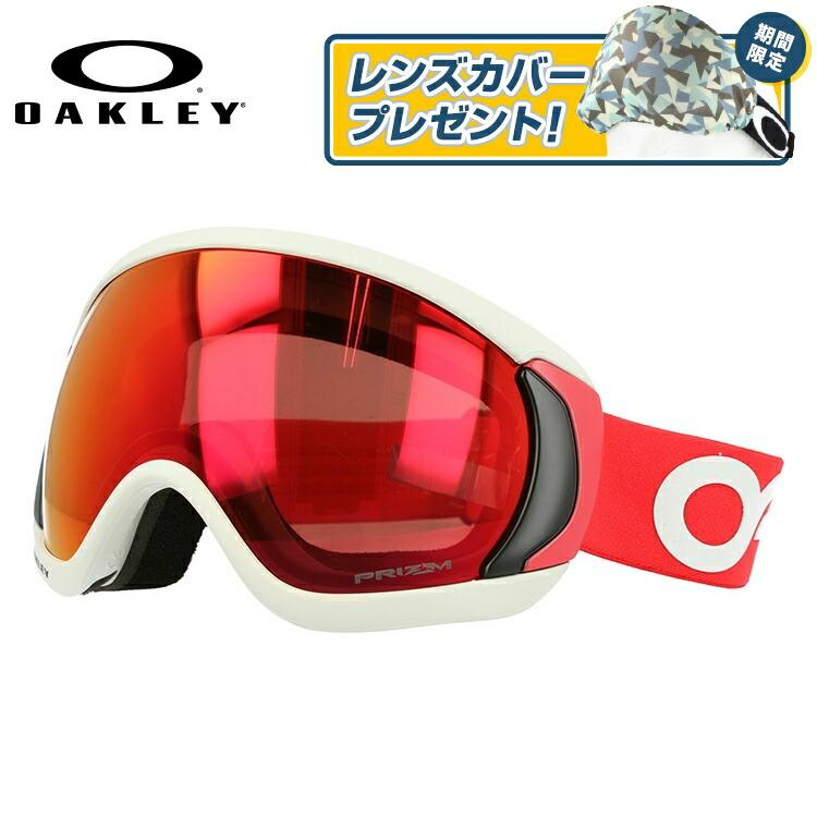 オークリー ゴーグル キャノピー プリズム ミラーレンズ レギュラーフィット OAKLEY CANOPY OO7047-96 シグネチャー ユニセックス メンズ レディース スキーゴーグル スノーボードゴーグル スノボ