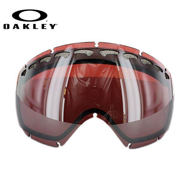 オークリー 交換レンズ スペアレンズ ゴーグル プリズム GOGGLE クローバー CROWBAR 59-765 Prizm ブラックイリジウム Replacement Lens リプレイスメント レンズ 交換用 スキー スノーボード ウィンタースポーツ スノーゴーグル OAKLEY UVカット