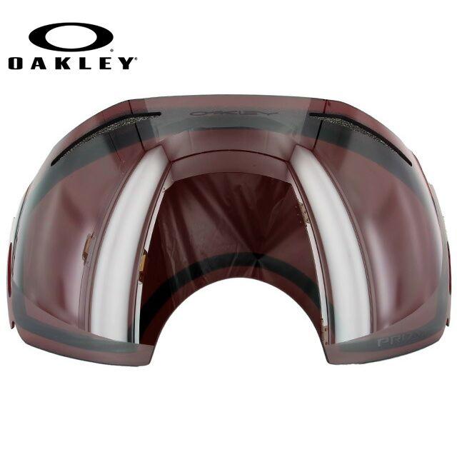 【訳あり】 オークリー 交換レンズ スペアレンズ ゴーグル プリズム OAKLEY GOGGLE エアブレイク AIRBRAKE 59-759 Prizm ブラックイリジウム Replacement Lens リプレイスメント レンズ 交換用 スキー スノーボード スノーゴーグル