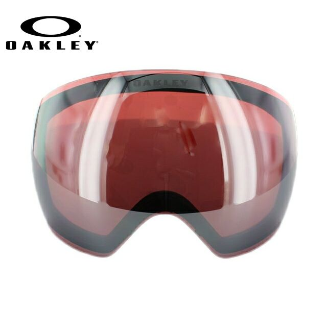 オークリー 交換レンズ スペアレンズ ゴーグル プリズム フライトデッキ FLIGHT DECK 59-798 Prizm ブラックイリジウム Replacement Lens リプレイスメント レンズ 交換用 スキー スノーボード ウィンタースポーツ OAKLEY スノーゴーグル