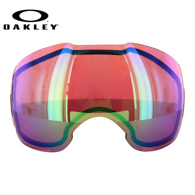 オークリー ゴーグル交換用レンズ OAKLEY エアブレイクXL Airbrake XL 101-642-008 Prizm Jade Iridium プリズム ミラー Replacement Lens リプレイスメント スキー スノーボード