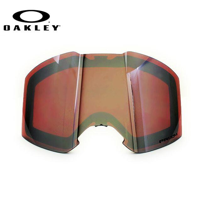 オークリー ゴーグル交換レンズ フォールライン プリズム ミラーレンズ OAKLEY FALL LINE 102-435-007 リプレイスメント ウィンタースポーツ スキーゴーグル スノーボードゴーグル スノボ