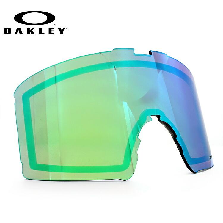 オークリー ゴーグル交換レンズ ラインマイナーXM プリズム ミラーレンズ OAKLEY LINE MINER XM 102-867-006 スキー スノーボード
