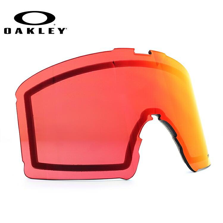 オークリー ゴーグル交換レンズ ラインマイナーXM プリズム ミラーレンズ OAKLEY LINE MINER XM 102-867-007 スキー スノーボード
