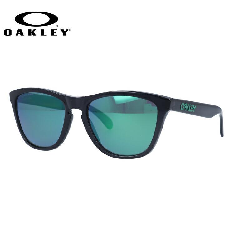 【訳あり】 オークリー OAKLEY サングラス フロッグスキン FROGSKINS レギュラーフィット(USフィット) ミラーレンズ 偏光レンズ OO9013-11 UVカット