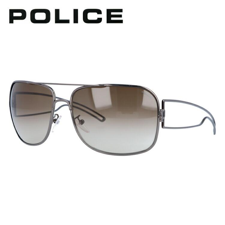ポリス サングラス 国内正規品 POLICE S8316 0568X イタリア製【メンズ】UVカット UVカット