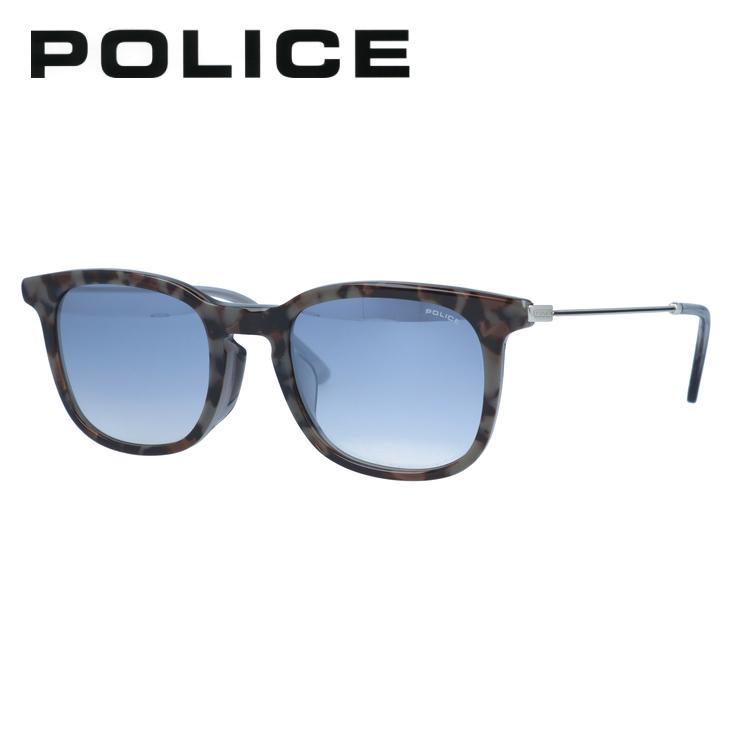 ポリス 49サイズ POLICE ウェリントン【メンズ】 国内正規品 アジアンフィット U81X SPL641K サングラス 2018新作 AVENUE ミラーレンズ UVカット アベニュー