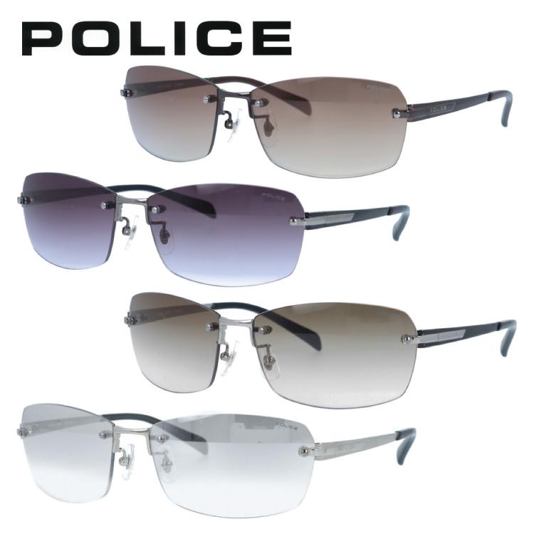 ポリス POLICE サングラス カラーレンズ メンズ レディース アイウェア 正規店 UVカット 紫外線 UV対策 アジアンフィット 568N 583X 60 ギフト SPL269J 584V 国内正規品 与え 0K03