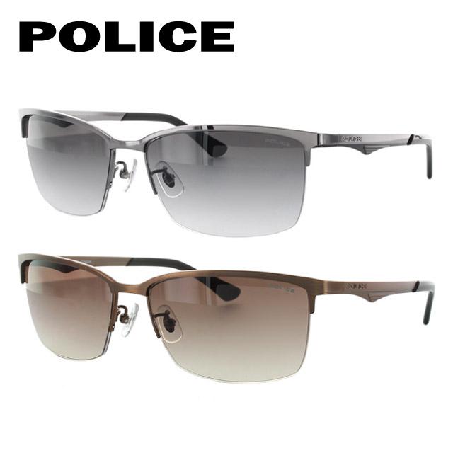 ポリス POLICE サングラス 国内正規品 BLACKBIRD LIGHT5 ブラックバードライト5 SPL523J 0568/0K05/300X/579B 59 アジアンフィット【メンズ】 UVカット