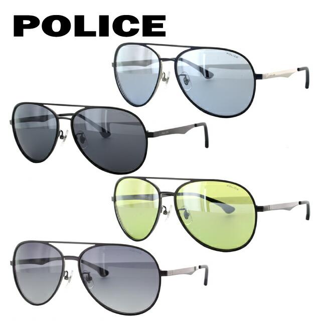 ポリス POLICE サングラス 国内正規品 FLOW5 フロー5 SPL526J 1AQB/531M/R07V/0I20 60 アジアンフィット【メンズ】 UVカット