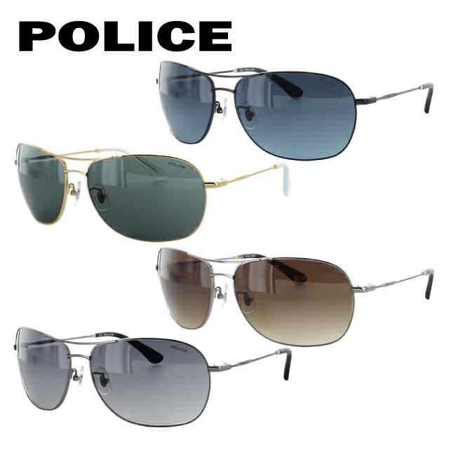 ポリス POLICE サングラス SPL358I 全4カラー 62サイズ HIGHWAY1 メンズ UVカット 【国内正規品】