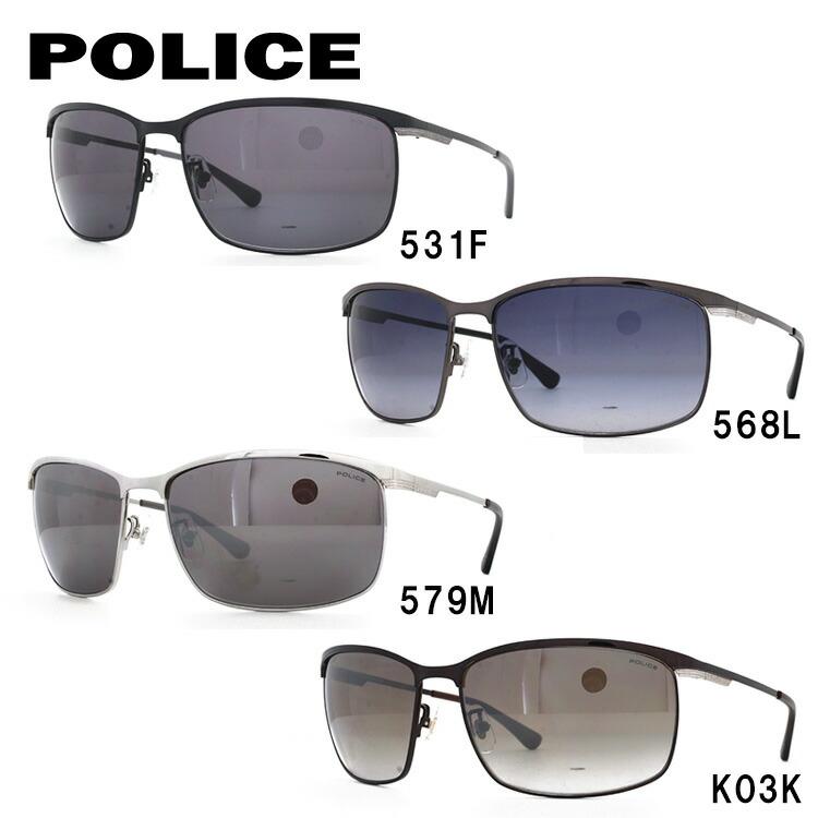 ポリス サングラス 2018新作 国内正規品 ブラックバード アジアンフィット POLICE BLACKBIRD SPL750J 全4カラー 62サイズ スクエア【メンズ】