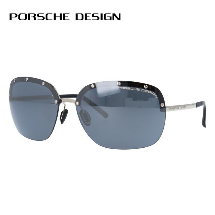 ポルシェデザイン サングラス ミラーレンズ PORSCHE DESIGN P8576-D 65サイズ 国内正規品 オーバル メンズ レディース UVカット