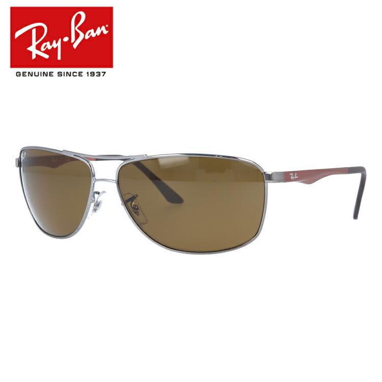 レイバン 偏光サングラス Ray-Ban RB3506 132/83 64 ティアドロップ型 釣り ドライブ メンズ レディース モデル RAYBAN UVカット 【海外正規品】