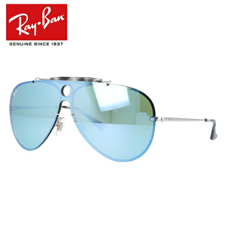レイバン サングラス ブレイズシューター BLAZE SHOOTER Ray-Ban RB3581N 003/30 132サイズ ミラーレンズ ティアドロップ型 メンズ レディース モデル RAYBAN UVカット 【国内正規品】