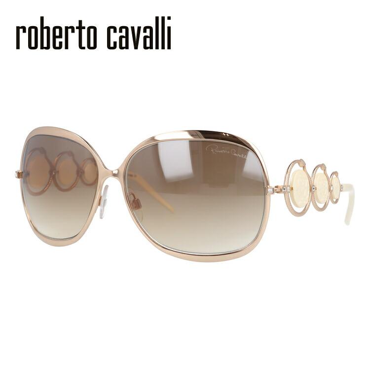 ロベルトカバリ サングラス Roberto Cavalli ロベルトカヴァリ RC441S 28G レディース UVカット 紫外線