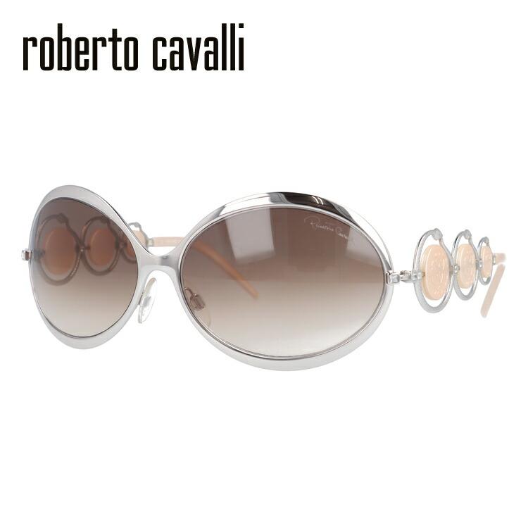 ロベルトカバリ サングラス Roberto Cavalli ロベルトカヴァリ RC442S 18F【レディース】 UVカット