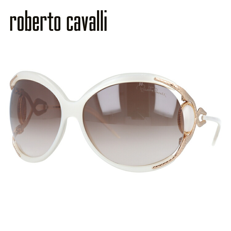 ロベルトカバリ サングラス Roberto Cavalli ロベルトカヴァリ RC443S 24G【レディース】 UVカット
