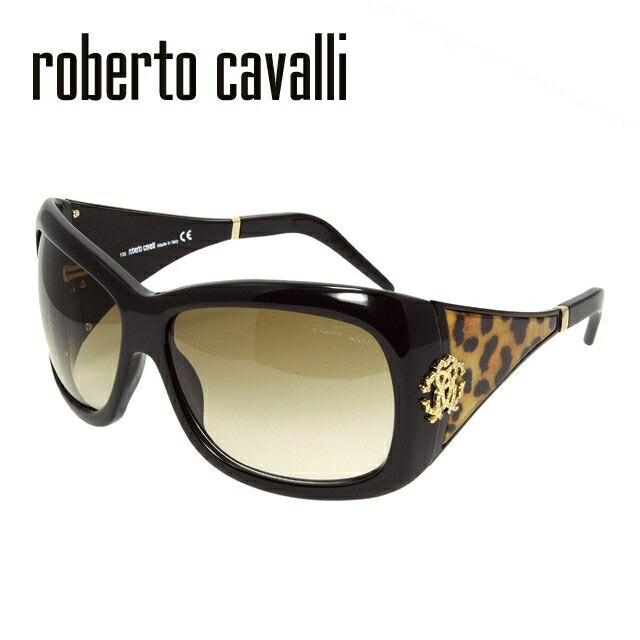 ロベルトカバリ サングラス Roberto Cavalli ロベルトカヴァリ RC453S 01P【レディース】 UVカット