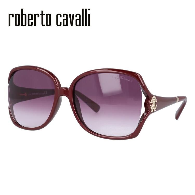 ロベルトカバリ サングラス Roberto Cavalli ロベルトカヴァリ RC504S 66T レディース UVカット 紫外線