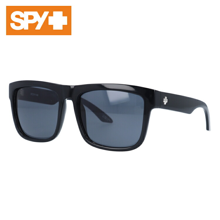 スパイ サングラス SPY DISCORD ディスコード Black/Grey メンズ レディース UVカット 【国内正規品】