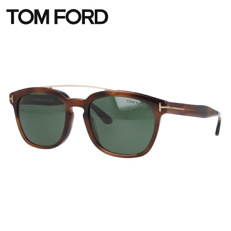 トムフォード サングラス ホルト レギュラーフィット TOM FORD Holt TF0516 53N 54サイズ(FT0516)ウェリントン メンズ トム・フォード レディース ウェリントン型 UVカット