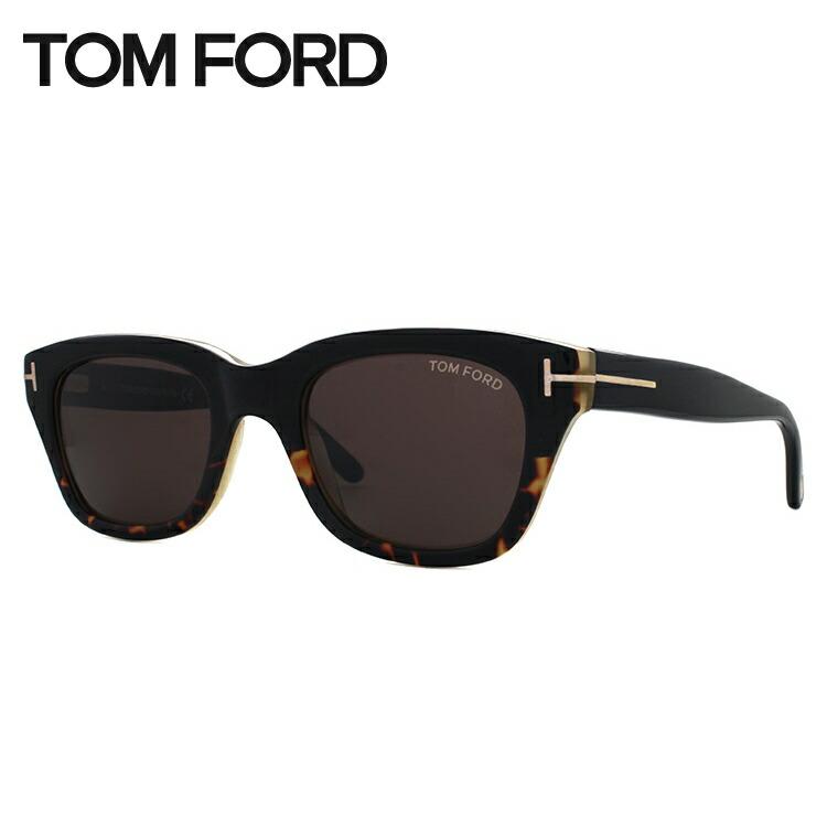 トムフォード サングラス スノードン レギュラーフィット TOM FORD SNOWDON TF0237(FT0237) 05J 50サイズ ウェリントン メンズ レディース UVカット