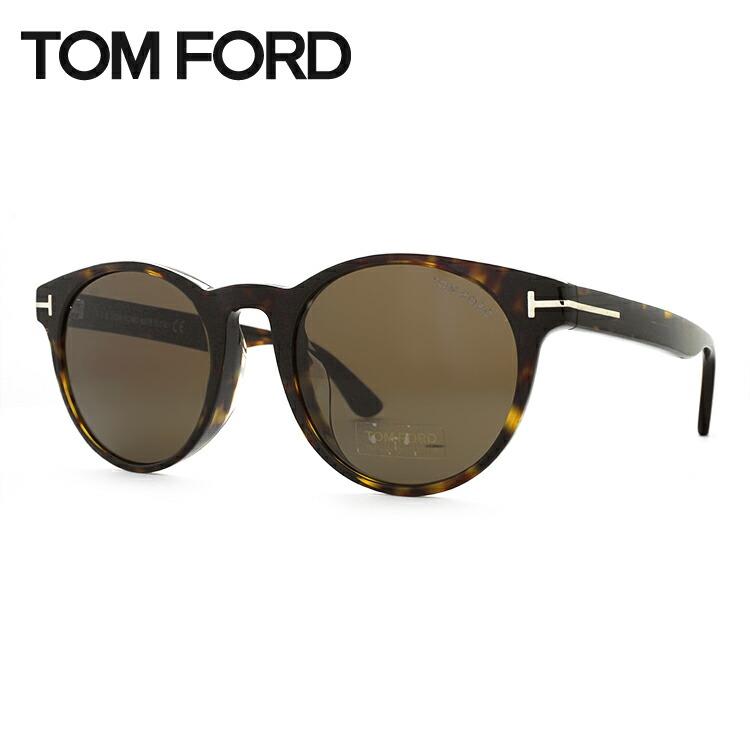 トムフォード サングラス アジアンフィット TOM FORD TF0522F (FT0522F) 52E 51サイズ ボストン ユニセックス メンズ レディース