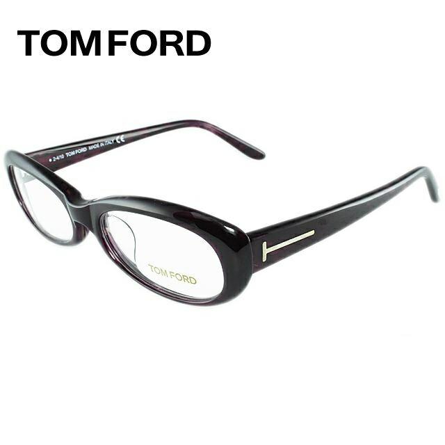 トムフォード TOMFORD 伊達メガネ 眼鏡 TF5180 83Z 53サイズ セル/バタフライ/レディース