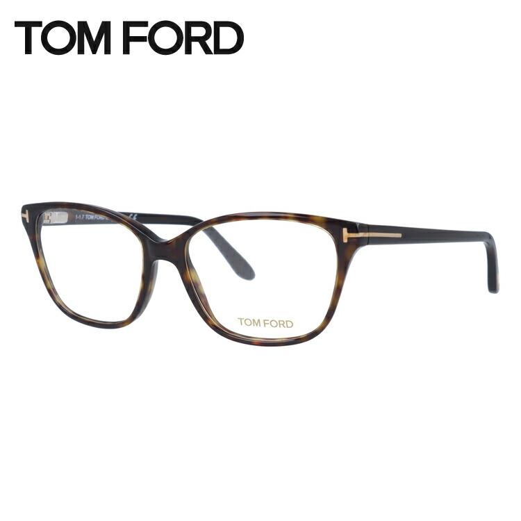 トムフォード 伊達メガネ 眼鏡 レギュラーフィット TOM FORD TF5293 052 54サイズ(FT5293) バネ丁番 ウェリントン メンズ レディース トム・フォード 【ウェリントン型】