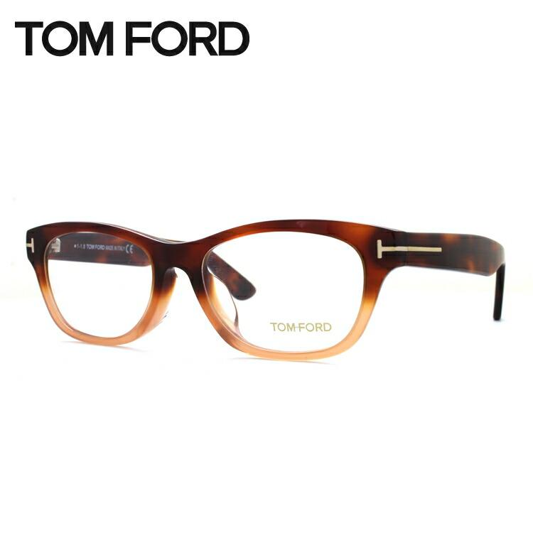 トムフォード 伊達メガネ 眼鏡 アジアンフィット TOM FORD TF5425F (FT5425F) 56A 53サイズ スクエア