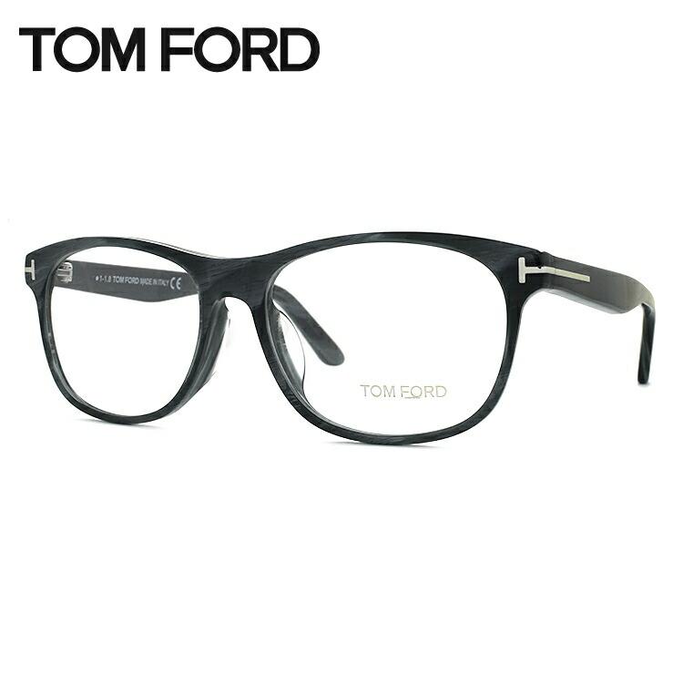 トムフォード 伊達メガネ 眼鏡 アジアンフィット TOM FORD TF5431F (FT5431F) 064 55サイズ ウェリントン